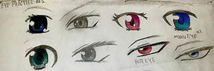 Eye practice #2