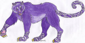 Dakota's monster form - reward