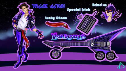 Radical Racer: Trace Catch with Valkyrie