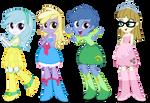 Muffin Mare Crew