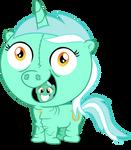 Lyra's BronyCon Costume