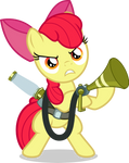 Apple Bloom is Pest Pony