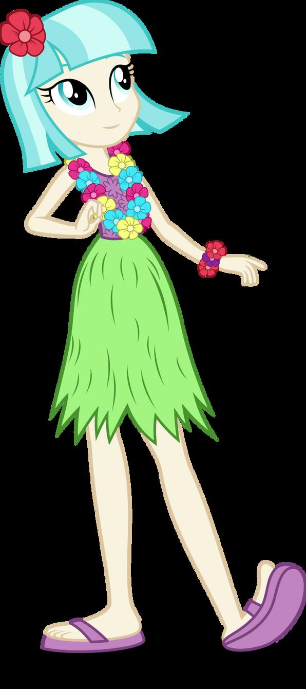 Hawaiian Coco by punzil504