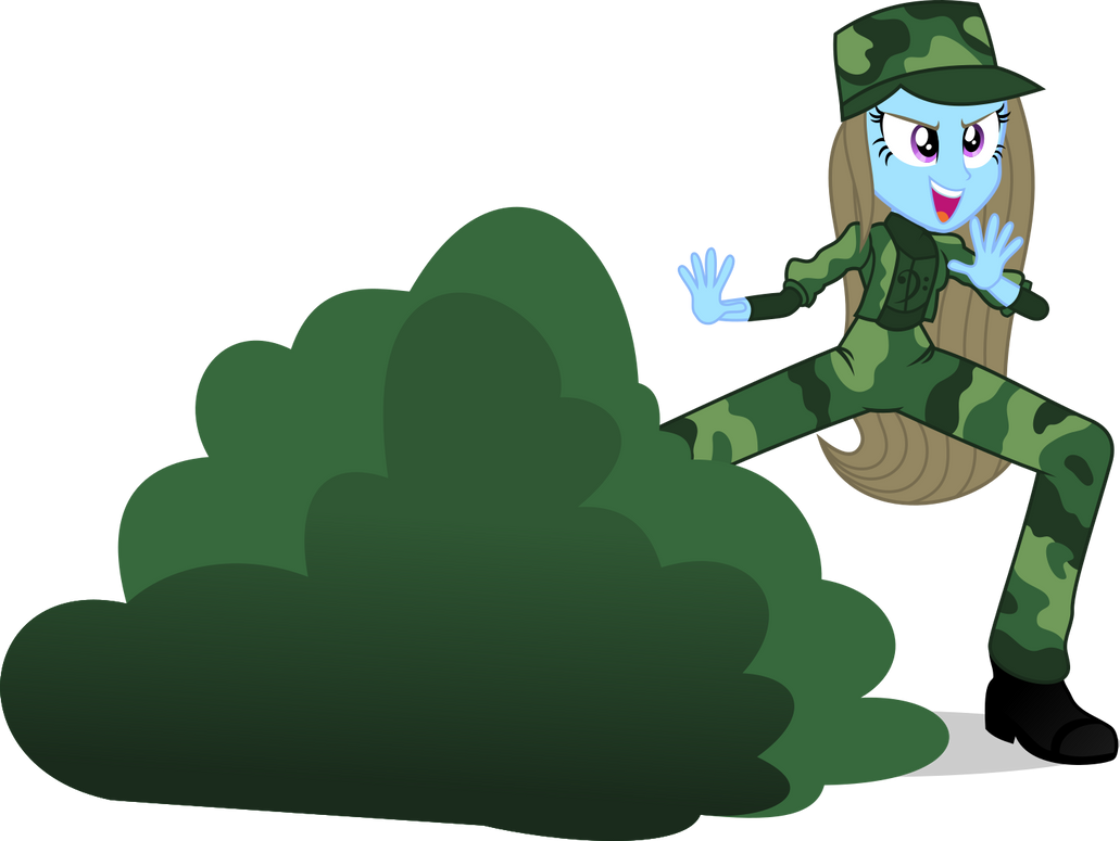 Camouflage! by punzil504