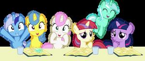 The Unicorn Six