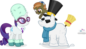 Do You Want to Build a Snowpony?