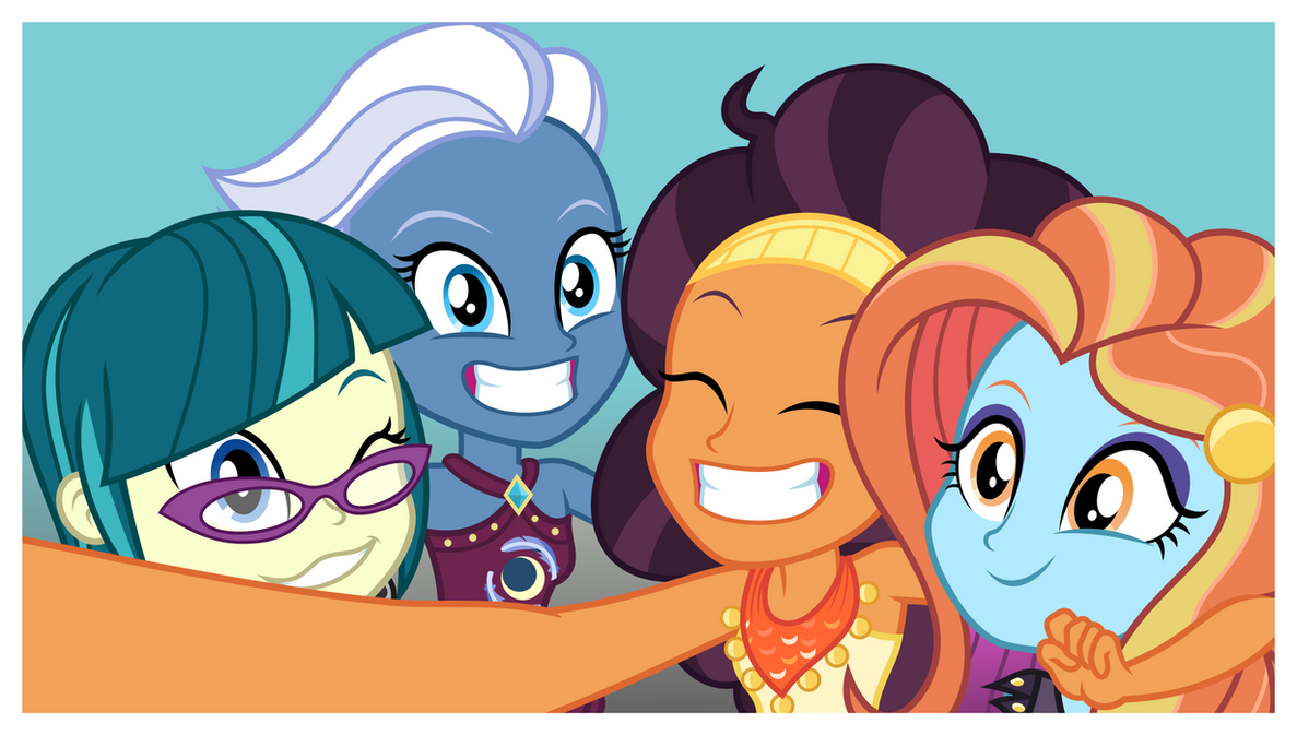 Another Random Selfie by punzil504