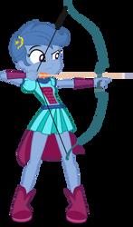 EQG Archer by punzil504