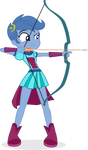 EQG Archer by punzil504