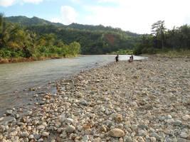 river by andhikazanuar