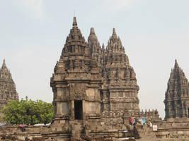 Prambanan temple by andhikazanuar