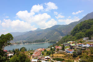 lake by andhikazanuar