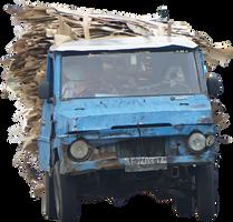 Transporting Plywood by andhikazanuar