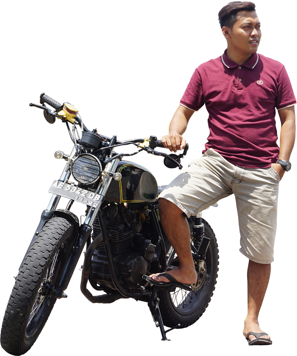 japstyle rider PNG