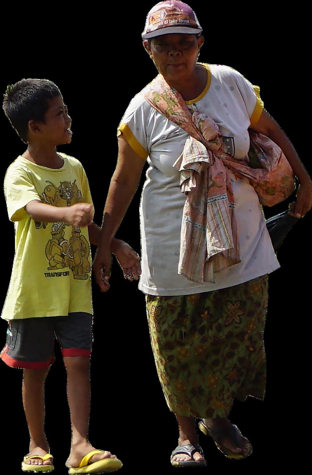 human PNG by andhikazanuar