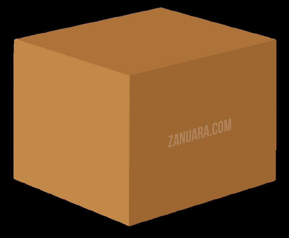Box cube Png by andhikazanuar