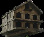 bird house PNG by andhikazanuar