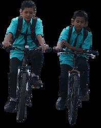 cycling by andhikazanuar