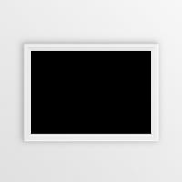 Download Poster/Frame Mockup Template - LANDSCAPE