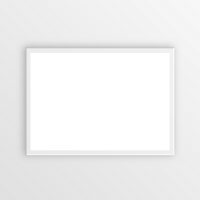 Download Poster/Frame Mockup Template - LANDSCAPE