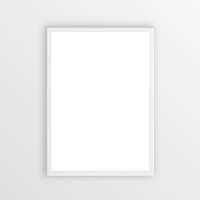 Download Poster/Frame Mockup Template - PORTRAIT