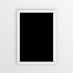 Download Poster/Frame Mockup Template - PORTRAIT
