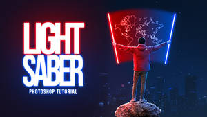 How to Create Lightsaber Color Effect in Photoshop