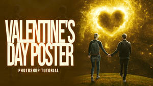 How to Create a Valentine's Day Poster