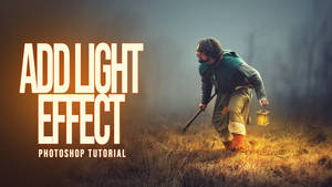 Adding Light Effects in Photoshop
