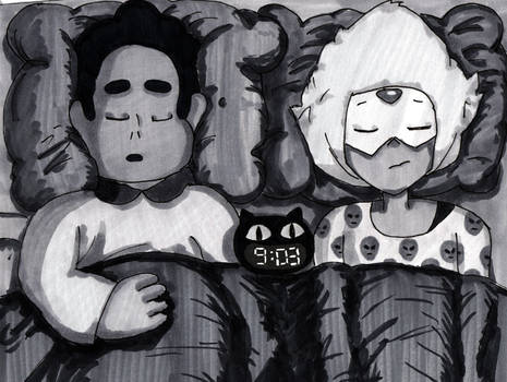Sleeping Gems: Peridot