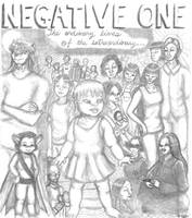 Negative One Poster by swankivy