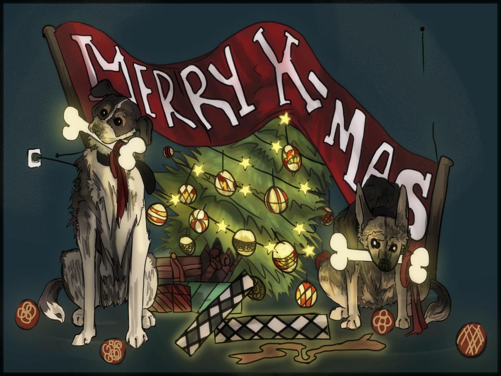 Merry Xmas-Ventus Vanitas by InSolem