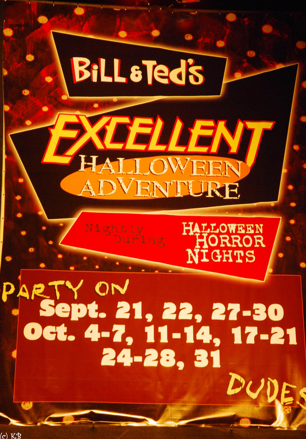Bill and Ted's Excellent Halloween Adventure by KB-Photographs on ...