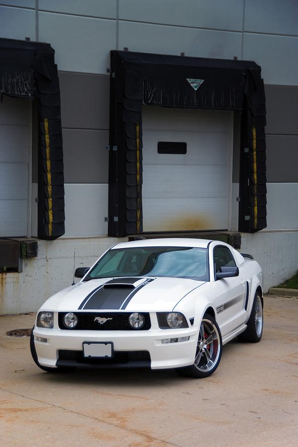 Mustang 2008 GT-CS 5 by star-fire