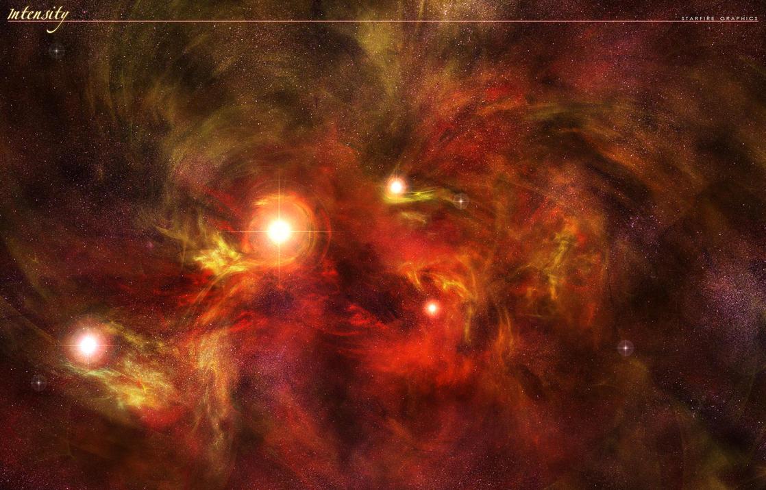 Intensity by star-fire