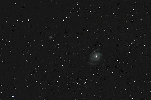 Pinwheel Galaxy 3rd Attempt (M101)