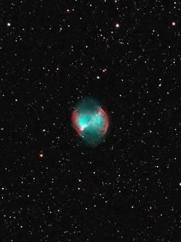 Dumbbell Nebula (Messier 27)