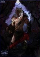 Warrior Finn by LASILFIDEOSCURA
