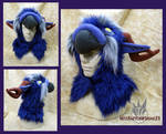 Night Elf Moonkin Hoodie Hat