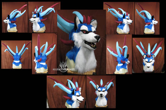 Garnetwolf's majestic head!