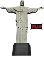 Corcovado PNG by fear-25