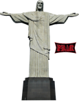 Corcovado PNG