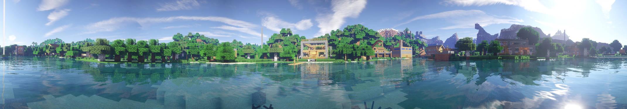 Resortville Panorama