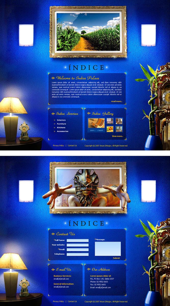 Indice Palace by amandhingra