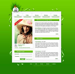 FREE Wordpress theme 2- GDS