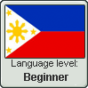 Filipino Lang - Beginner.. by xXMoonXWalkerXx