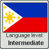 Filipino Lang - Intermediate.. by xXMoonXWalkerXx