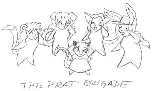 The Prat Brigade