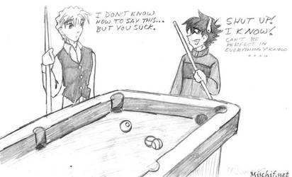 MK TGZ Billiards