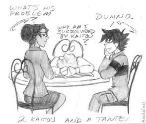 MK TGZ Two Kaitou and a Tantei